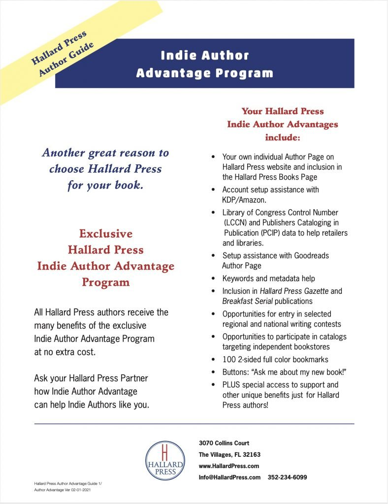 Indie Author Advantage Program