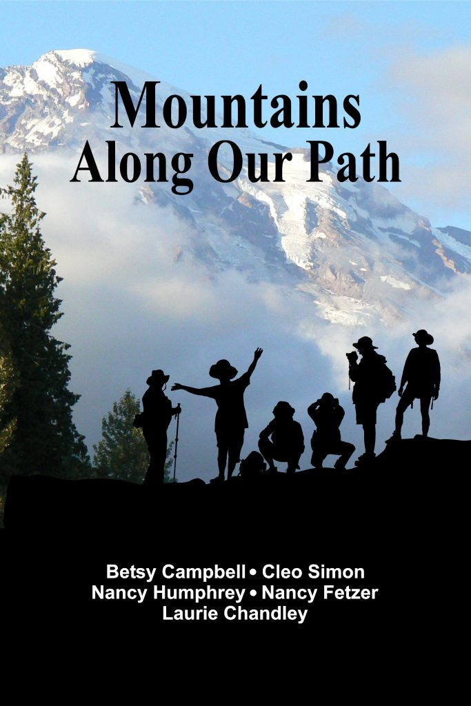 Mountains along our path book cover