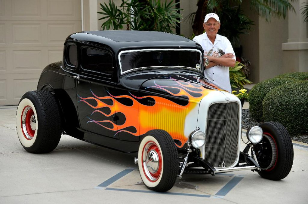 1932 Ford Restored