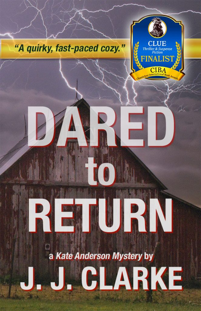 Dared to Return CLUE ebook