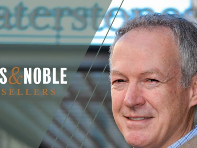 Interview with James Daunt, CEO Barnes & Noble