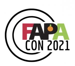 FAPAcon2021 logo
