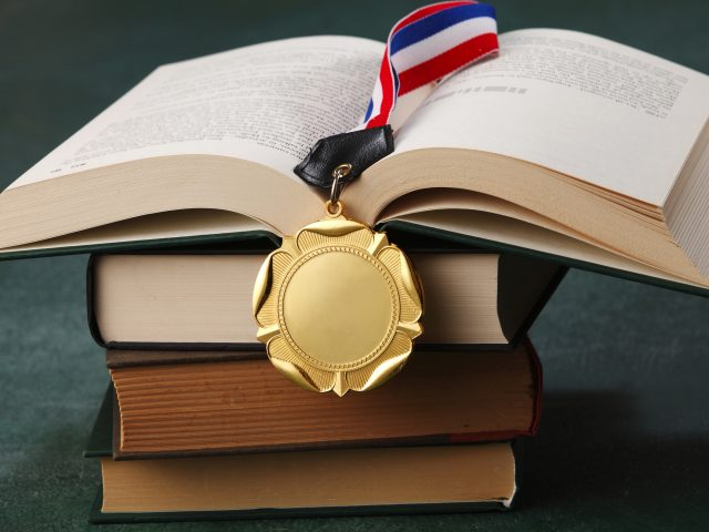 Looking for Literary Awards?