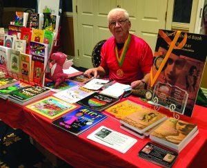 author Mark Newhouse
