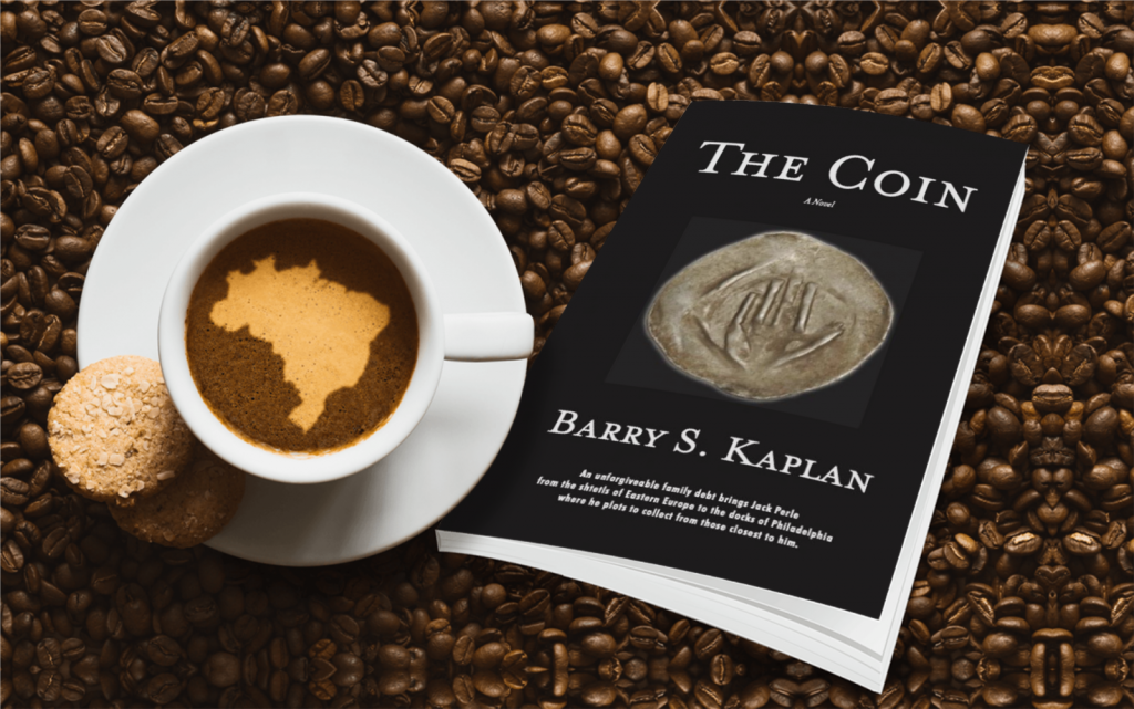 The Coin with coffee