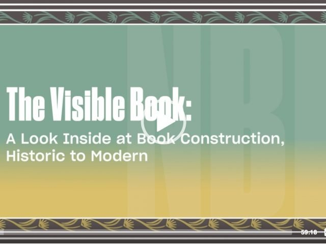 The Visible Book